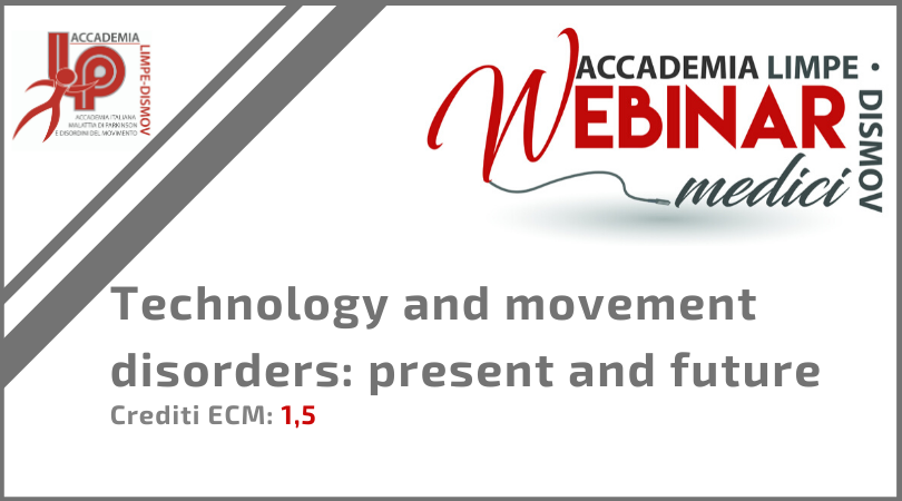 Course Image Technology and movement disorders: present and future
