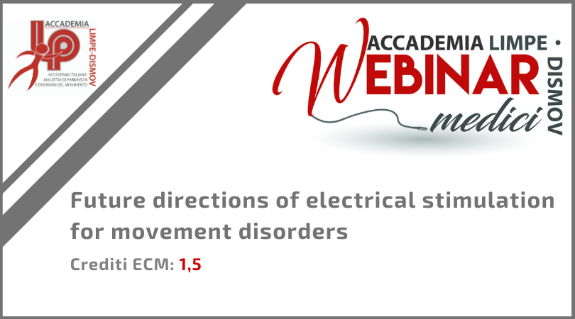 "Course Image FAD Sincrona ""Future directions of electrical stimulation for movement disorders"""