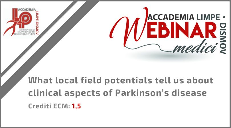 "Course Image FAD Sincrona ""What local field potentials tell us about clinical aspects of Parkinson's disease"""
